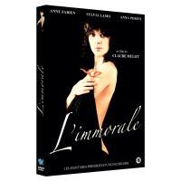 L'immorale DVD