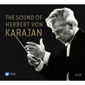 The Sound of Herbert Von Karajan Coffret Digipack