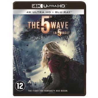 5TH WAVE THE-BIL-BLURAY 4K(UV)