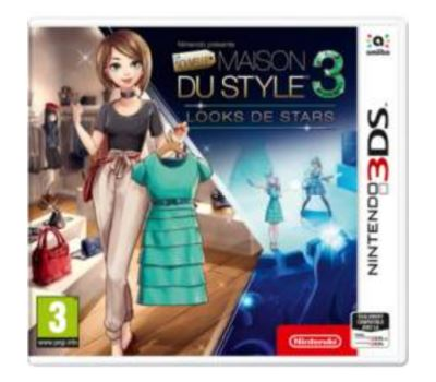 La nouvelle Maison du style 3 Looks de stars Nintendo 3DS