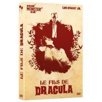 Le fils de Dracula DVD