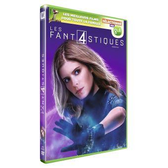 Les 4 fantastiquesLes 4 Fantastiques DVD