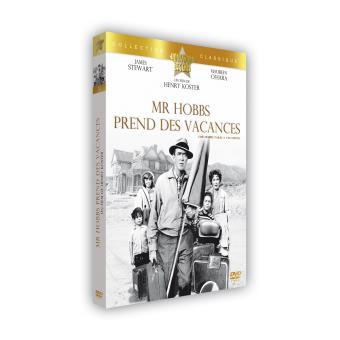 Mr Hobbs prend des vacances DVD