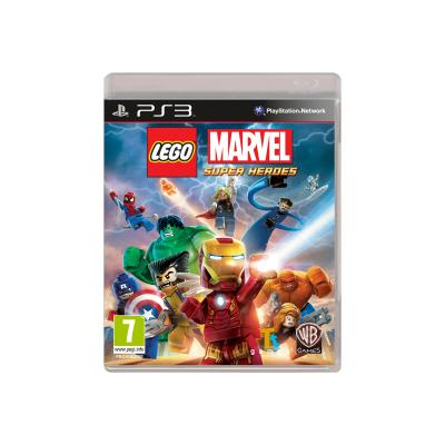 Lego Marvel Super Heroes PS3 - PlayStation 3