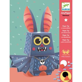 Kit créatif Batmouss Djeco