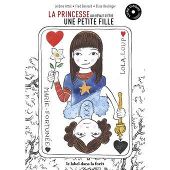 """Résultat de recherche d'images pour """"La princesse qui rêvait d'être une petite fille"""""""