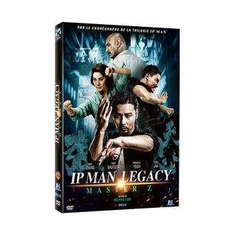 Ip ManMaster Z : The Ip Man Legacy DVD