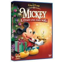 Mickey, il était une fois Noël DVD