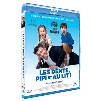 Les dents, pipi et au lit ! Blu-ray
