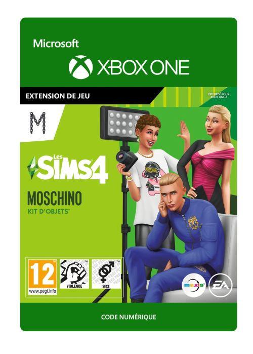Code de téléchargement Les Sims 4 : Moschino Xbox One