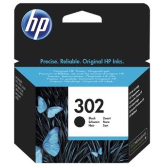 Cartouche d'encre HP 302 Noir Exclusivité Web