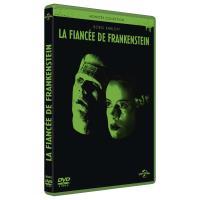 La fiancée de Frankenstein DVD