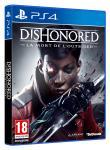 Dishonored La mort de l'Outsider PS4