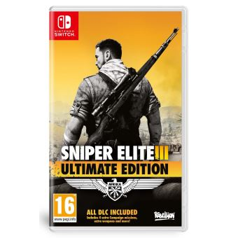 Sniper Elite III Ultimate Edition Nintendo Switch