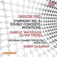 Symphonie numéro 3 Double concerto Inventions