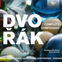 Dvorak Complete Symphonies - 5 CDs