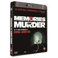 Memories of Murder Blu-ray