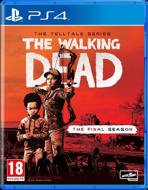 The Walking Dead L'ultime saison PS4