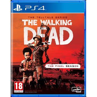 TELLTALE'S THE WALKING DEAD: THE FINAL SEASON FR/NL PS4