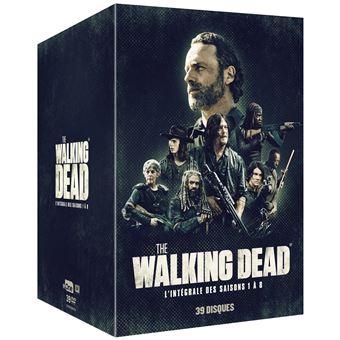 The Walking DeadThe Walking Dead Saisons 1 à 8 Coffret DVD