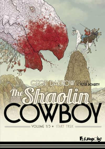 Shaolin cowboy (Volume 1)