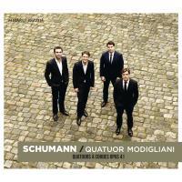 Schumann : String Quartet Opus 41 Digipack