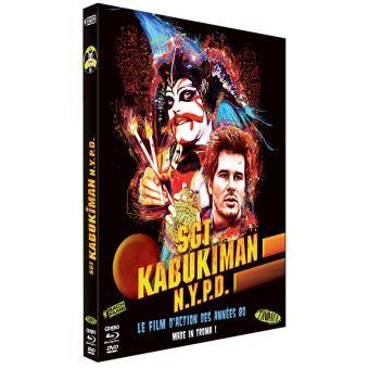 Sergent Kabukiman NYPD Edition Limitée Combo Blu-ray DVD