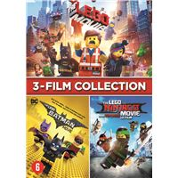 LEGO MOVIE COLLECTION-BIL
