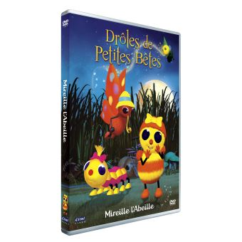 Drôles de petites bêtesDrôles de Petites Bêtes Mireille l'Abeille DVD
