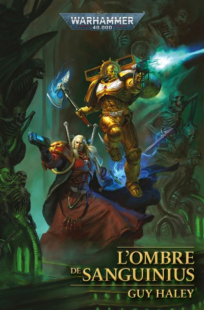 Programme des publications Black Library France pour 2021 L-ombre-de-Sanguinius