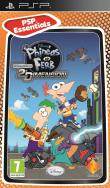 Phineas et Ferb Gamme Essentiels PSP