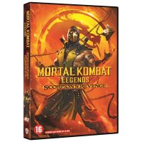 Mortal Kombat Legends : Scorpion's Revenge DVD