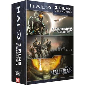 HaloHALO : 4-NIGHTFALL-FALL OF REACH-3DVD-FR