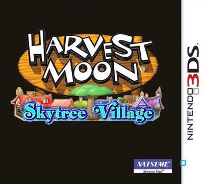 Harvest Moon Le Village de l'Arbre Céleste Nintendo 3DS