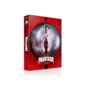 Coffret L'intégrale Phantasm Cult 'Edition Collector Blu-ray