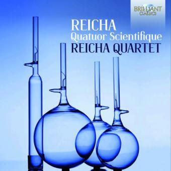 Antoine Reicha (1770 - 1836) Quatuor-scientifique