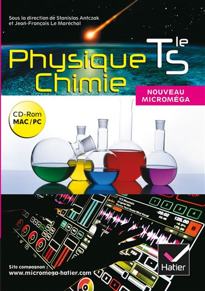 Micromega Physique-Chimie Tle S éd. 2012 - CD-ROM classe