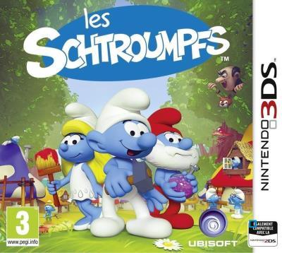 Les Schtroumpfs Nintendo 3DS