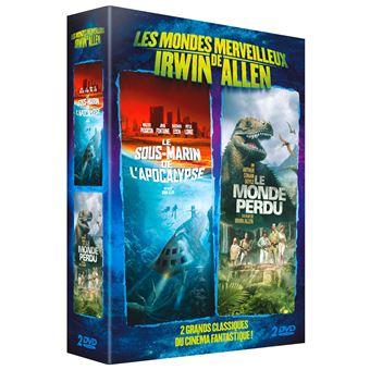 Coffret Les mondes merveilleux de Irwin Allen 2 Films DVD