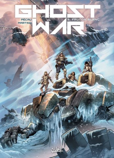 Ghost war T02 - Faucon blanc - 9782302078130 - 9,99 €