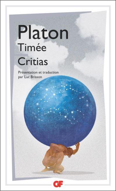 Timée – Critias - 9782081427679 - 9,45 €