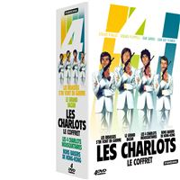 Coffret Les Charlots 4 Films DVD