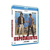 Les Spécialistes Blu-ray