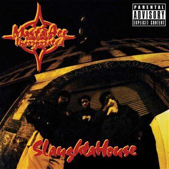 Slaughtahouse Vinyle Gatefold