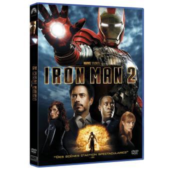 Iron manIron Man 2 - DVD