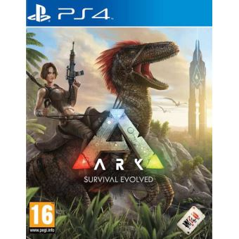 Ark Survival Evolved Mix PS4