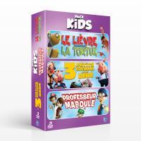 Coffret Kids DVD