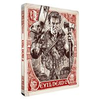 Evil Dead 2 Steelbook Blu-ray