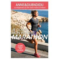 Je cours mon premier marathon