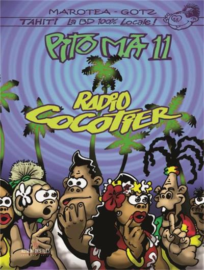 Radio cocotier